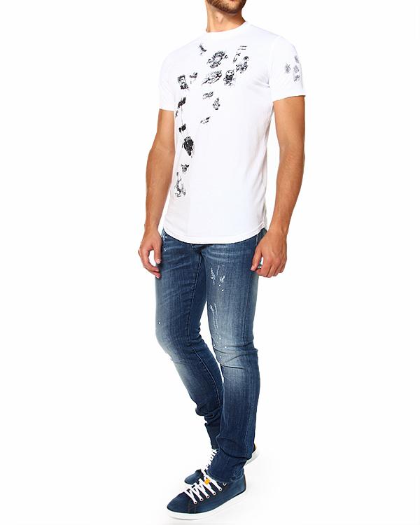мужская джинсы DSQUARED, сезон: зима 2014/15. Купить за 13900 руб. | Фото 3