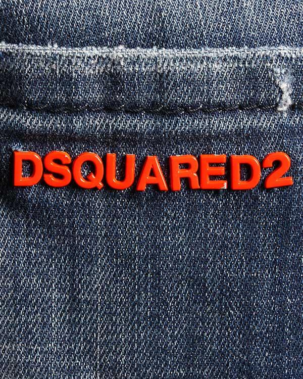 мужская джинсы DSQUARED, сезон: зима 2014/15. Купить за 13900 руб. | Фото 4