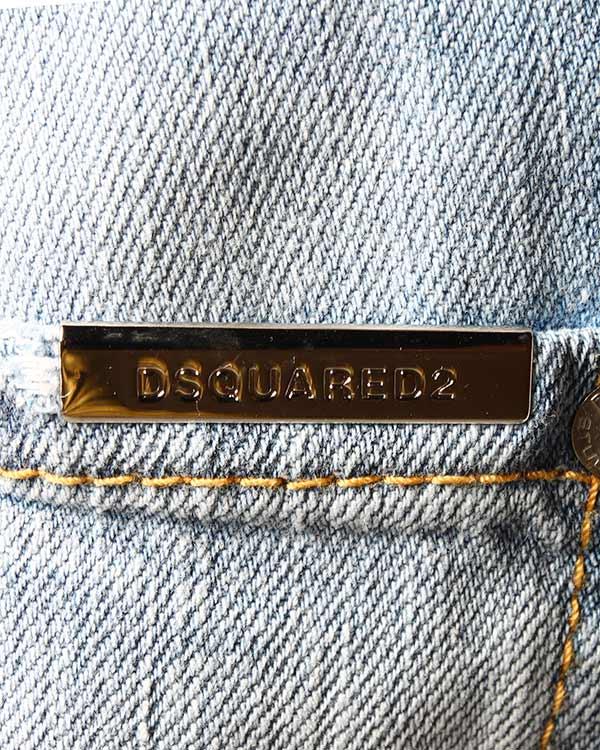 мужская джинсы DSQUARED, сезон: лето 2015. Купить за 15400 руб. | Фото 4