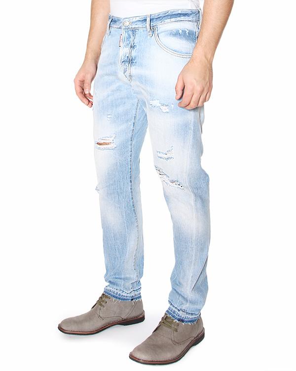 мужская джинсы DSQUARED, сезон: лето 2015. Купить за 15400 руб. | Фото 1
