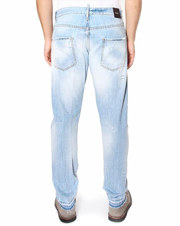 мужская джинсы DSQUARED, сезон: лето 2015. Купить за 15400 руб. | Фото 2