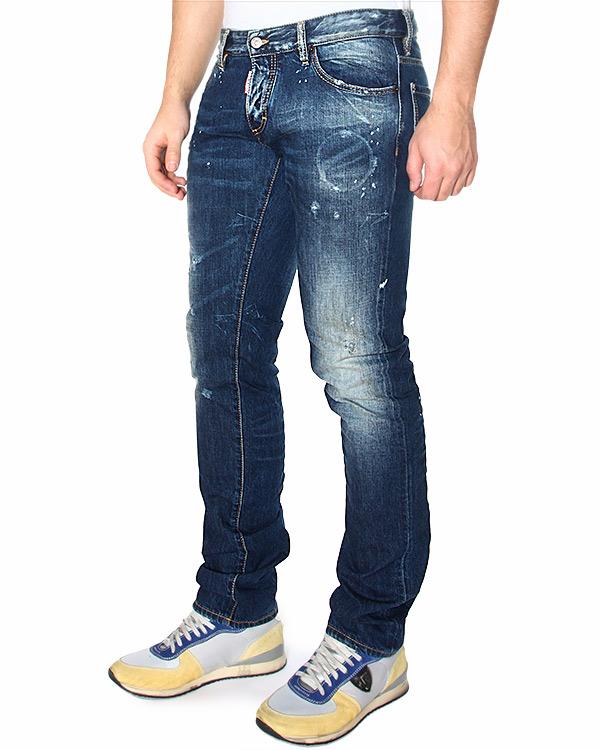 мужская джинсы DSQUARED, сезон: лето 2015. Купить за 14300 руб. | Фото 1