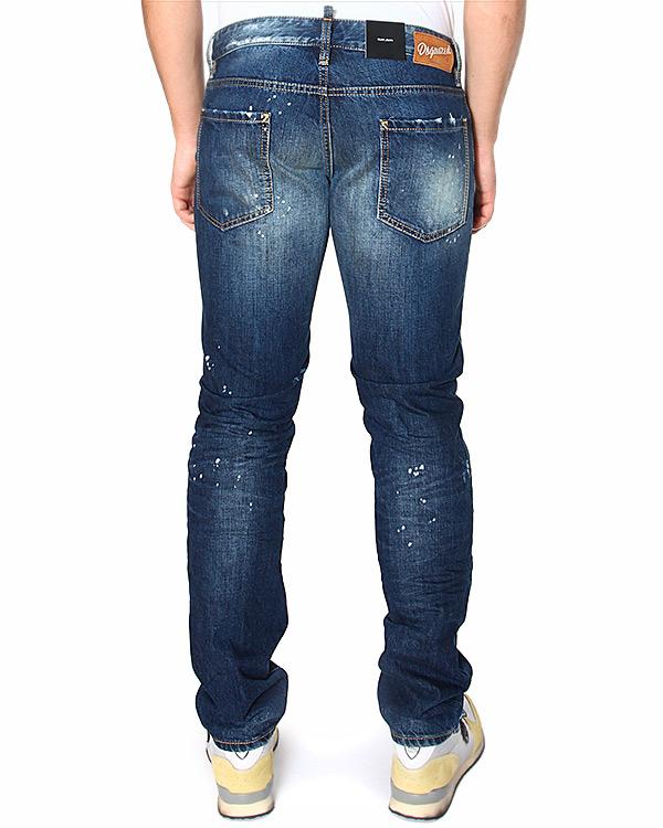 мужская джинсы DSQUARED, сезон: лето 2015. Купить за 14300 руб. | Фото 2