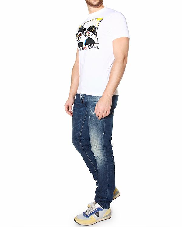 мужская джинсы DSQUARED, сезон: лето 2015. Купить за 14300 руб. | Фото 3