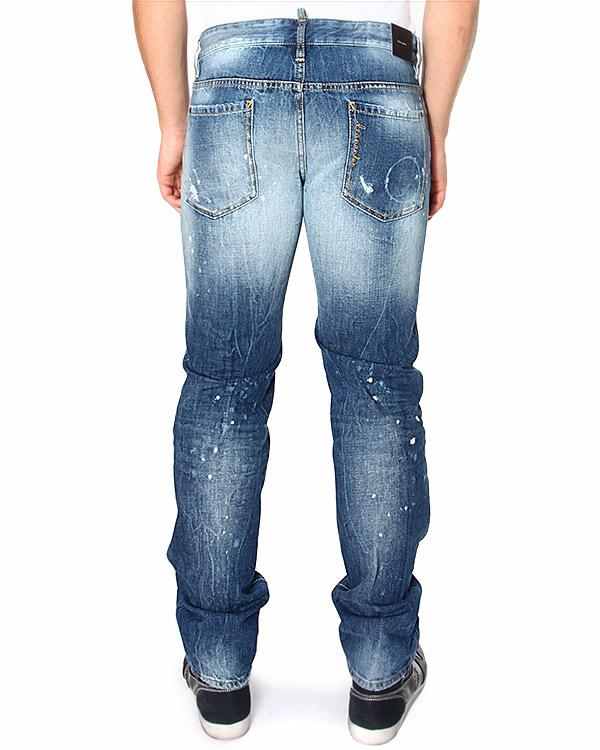 мужская джинсы DSQUARED, сезон: лето 2015. Купить за 14900 руб. | Фото 2
