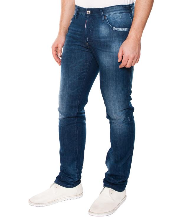 мужская джинсы DSQUARED, сезон: лето 2015. Купить за 13800 руб. | Фото 1