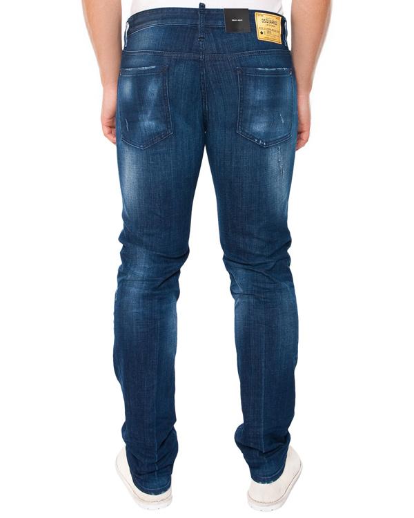 мужская джинсы DSQUARED, сезон: лето 2015. Купить за 13800 руб. | Фото 2