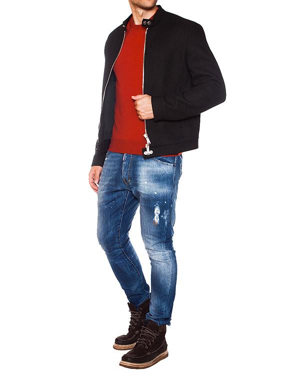 мужская джинсы DSQUARED, сезон: зима 2015/16. Купить за 13500 руб. | Фото 3