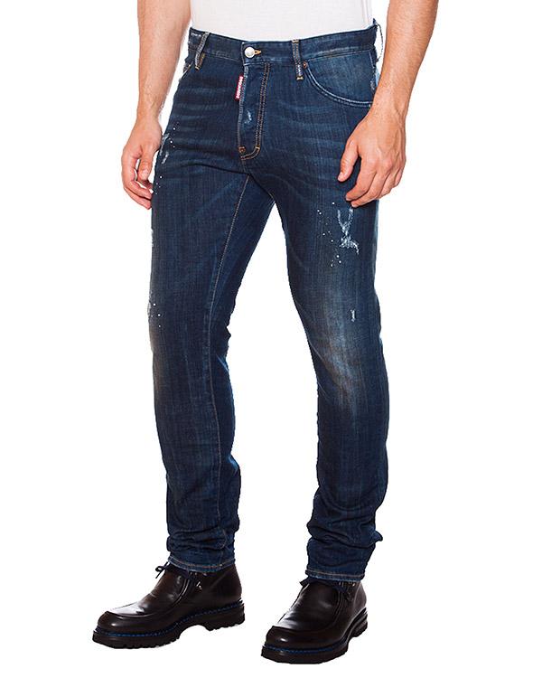 мужская джинсы DSQUARED, сезон: зима 2015/16. Купить за 12100 руб. | Фото $i