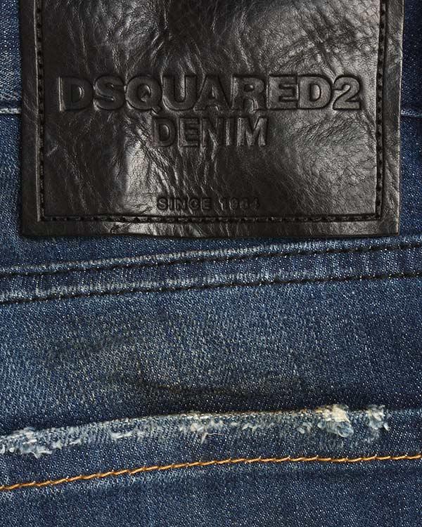 мужская джинсы DSQUARED, сезон: зима 2015/16. Купить за 12100 руб. | Фото 4