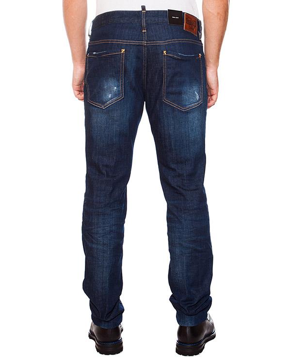 мужская джинсы DSQUARED, сезон: зима 2015/16. Купить за 12500 руб. | Фото 2