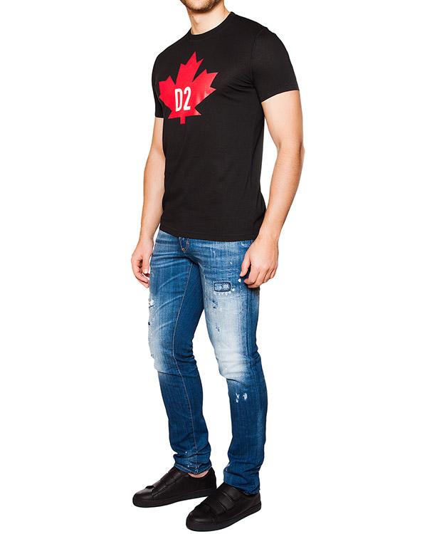 мужская джинсы DSQUARED, сезон: лето 2016. Купить за 19200 руб. | Фото 3