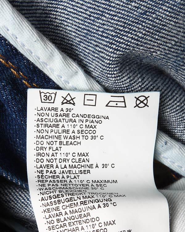 мужская джинсы DSQUARED, сезон: лето 2016. Купить за 21300 руб. | Фото 5