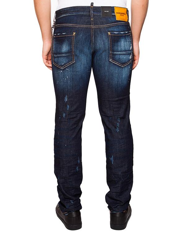 мужская джинсы DSQUARED, сезон: лето 2016. Купить за 20600 руб. | Фото 2
