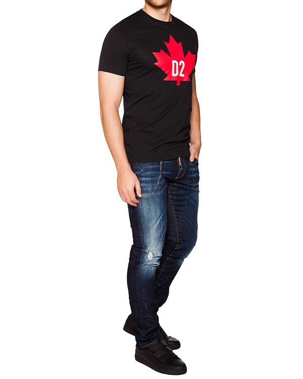 мужская джинсы DSQUARED, сезон: лето 2016. Купить за 20600 руб. | Фото 3