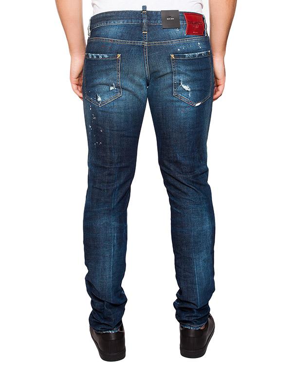 мужская джинсы DSQUARED, сезон: лето 2016. Купить за 17900 руб. | Фото 2