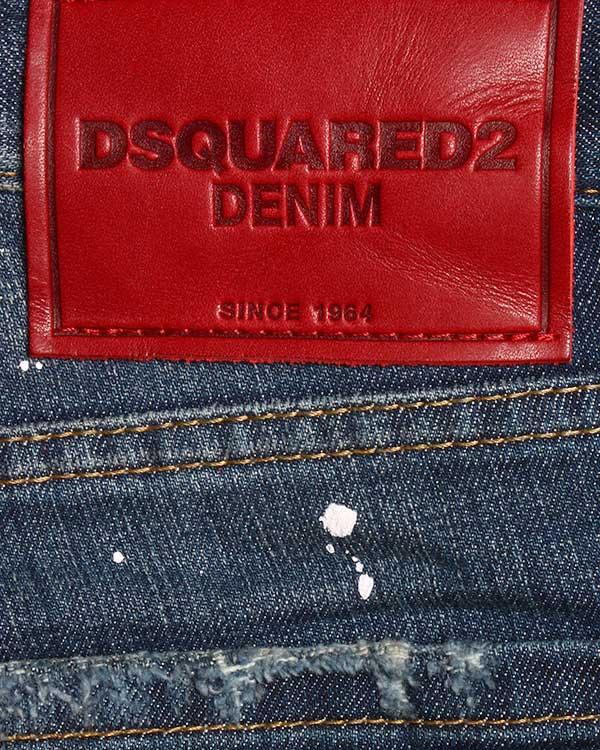 мужская джинсы DSQUARED2, сезон: лето 2016. Купить за 19800 руб. | Фото 4