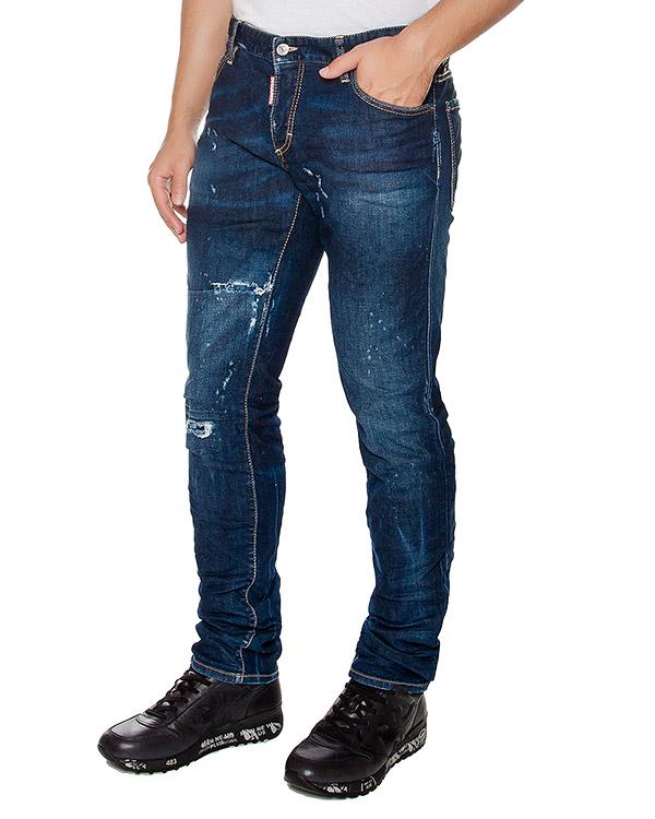 мужская джинсы DSQUARED, сезон: зима 2016/17. Купить за 24600 руб. | Фото 1