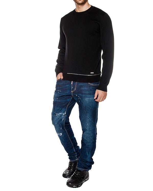 мужская джинсы DSQUARED, сезон: зима 2016/17. Купить за 24600 руб. | Фото 3