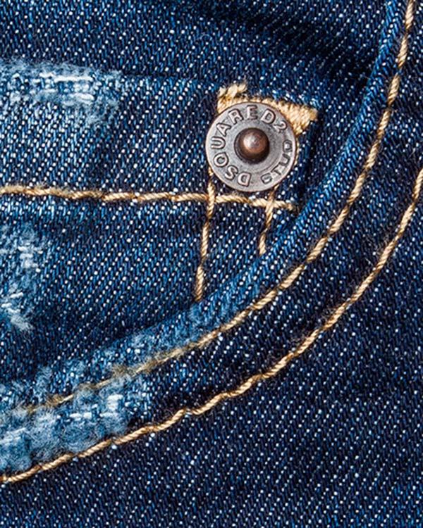 мужская джинсы DSQUARED, сезон: зима 2016/17. Купить за 24600 руб. | Фото 4