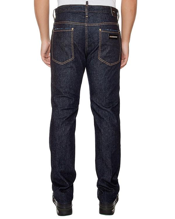 мужская джинсы DSQUARED, сезон: зима 2016/17. Купить за 16900 руб. | Фото 2