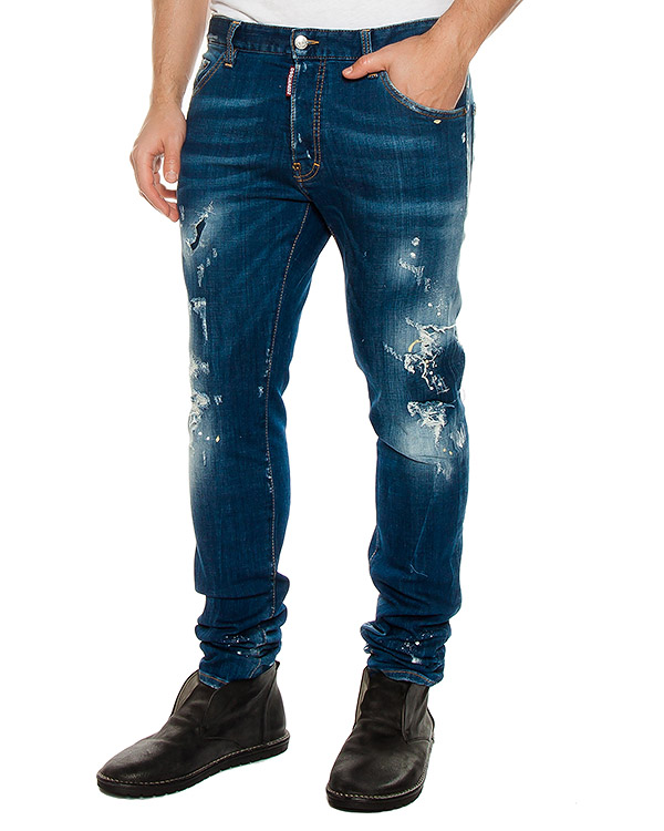 джинсы  артикул S74LB0081 марки DSQUARED купить за 20400 руб.