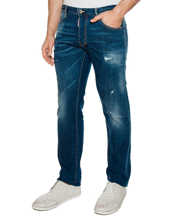 джинсы  артикул S74LB0142 марки DSQUARED купить за 25300 руб.