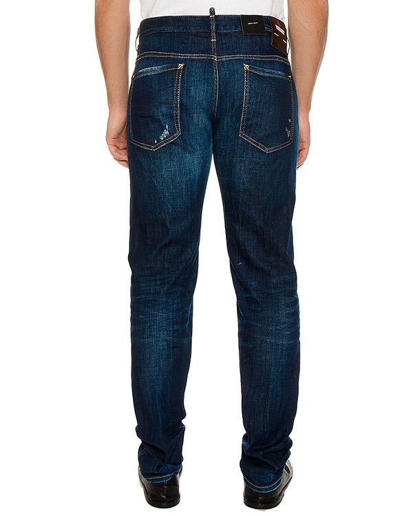 мужская джинсы DSQUARED2, сезон: лето 2017. Купить за 17000 руб. | Фото $i
