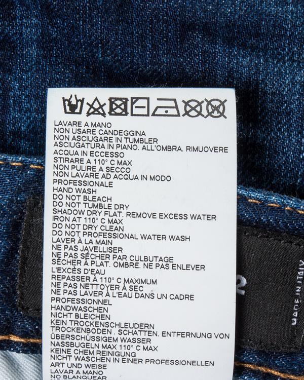 мужская джинсы DSQUARED2, сезон: зима 2017/18. Купить за 40700 руб.   Фото $i