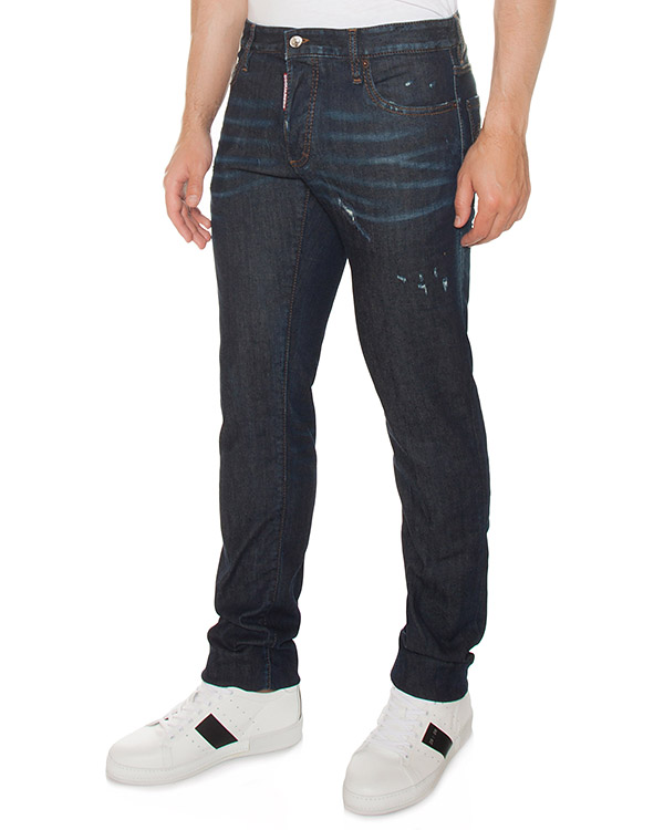 джинсы  артикул S74LB0272 марки DSQUARED купить за 31400 руб.