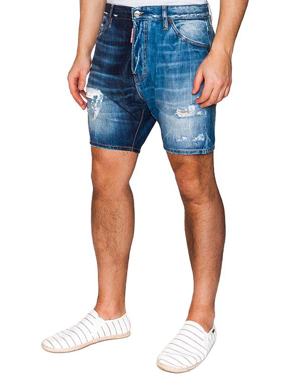 мужская шорты DSQUARED, сезон: лето 2016. Купить за 16400 руб. | Фото 1