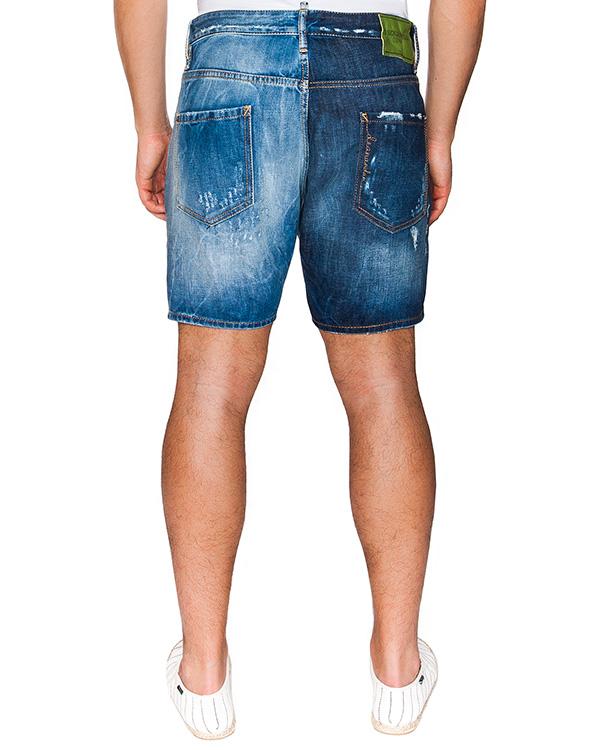 мужская шорты DSQUARED, сезон: лето 2016. Купить за 16400 руб. | Фото 2