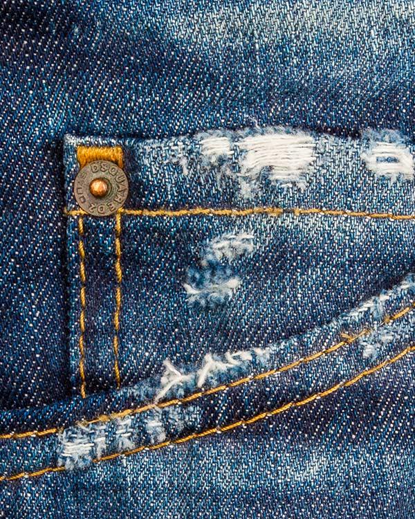 мужская шорты DSQUARED, сезон: лето 2016. Купить за 16400 руб. | Фото 4