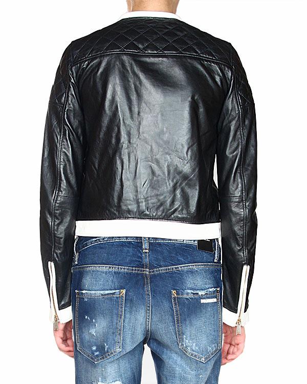 женская куртка DSQUARED2, сезон: зима 2014/15. Купить за 69700 руб. | Фото 2
