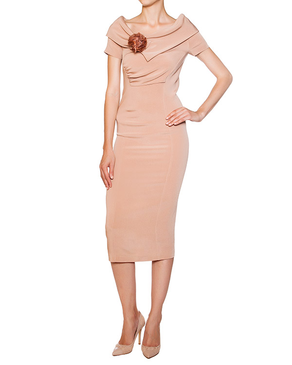 женская платье DSQUARED, сезон: зима 2013/14. Купить за 27900 руб. | Фото 1