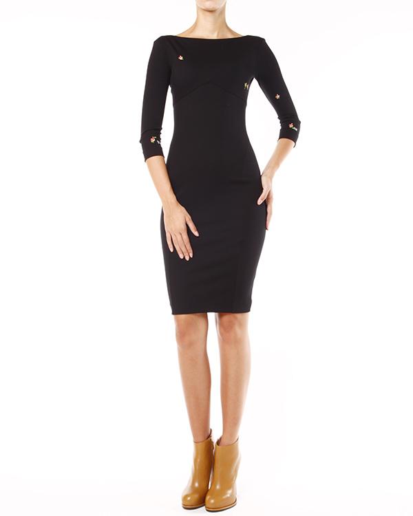женская платье DSQUARED, сезон: зима 2013/14. Купить за 16500 руб. | Фото 1