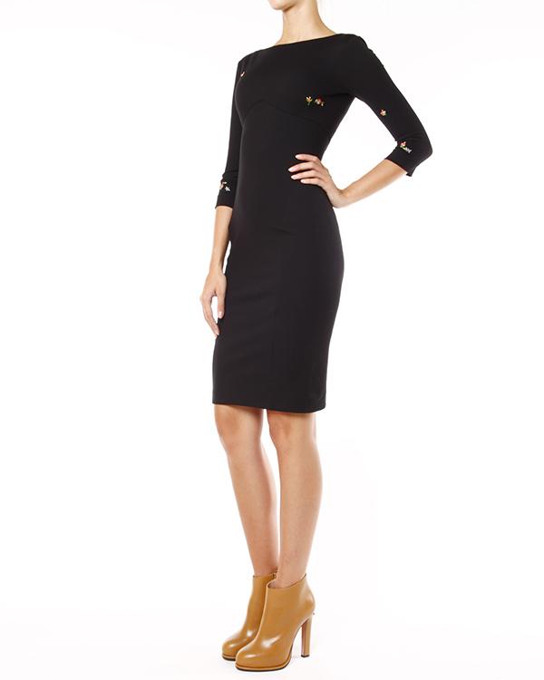 женская платье DSQUARED, сезон: зима 2013/14. Купить за 16500 руб. | Фото 2
