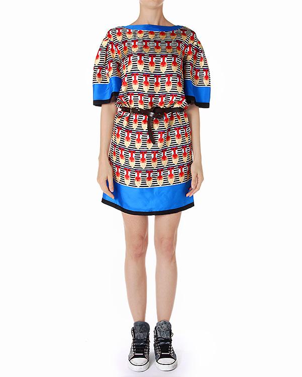 женская платье DSQUARED, сезон: лето 2014. Купить за 28100 руб. | Фото 1