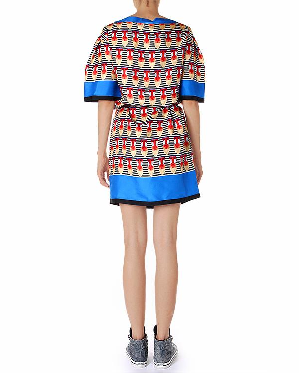 женская платье DSQUARED, сезон: лето 2014. Купить за 28100 руб. | Фото 3