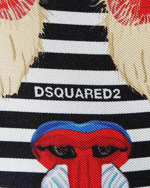женская платье DSQUARED, сезон: лето 2014. Купить за 28100 руб. | Фото 4