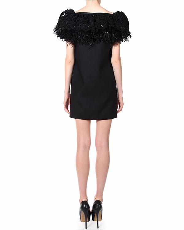 женская платье DSQUARED, сезон: зима 2014/15. Купить за 85800 руб. | Фото 3