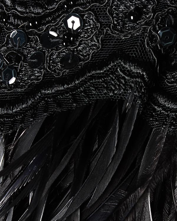 женская платье DSQUARED, сезон: зима 2014/15. Купить за 85800 руб. | Фото 4