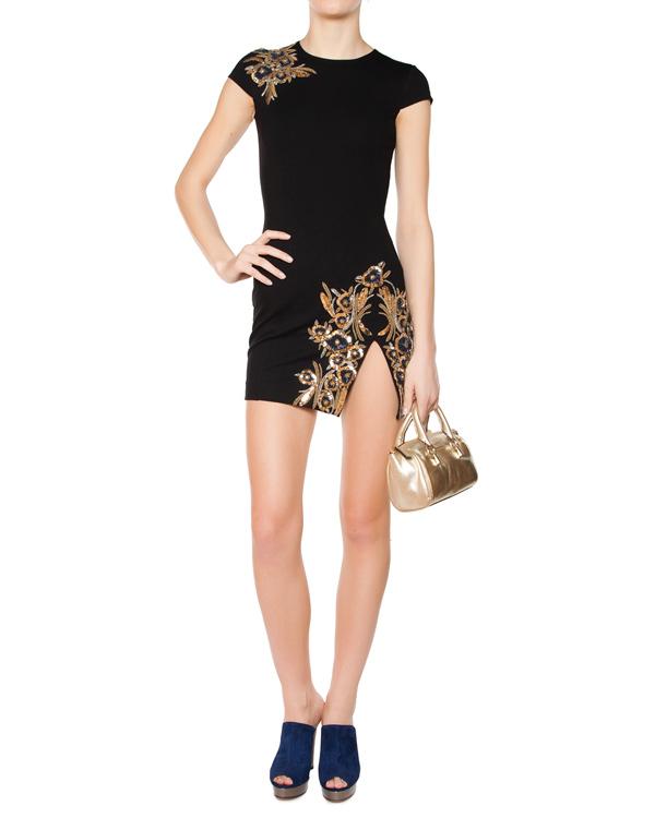 женская платье DSQUARED, сезон: лето 2015. Купить за 57200 руб. | Фото 3