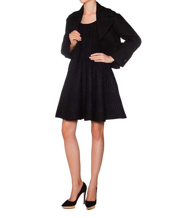 женская платье DSQUARED, сезон: зима 2015/16. Купить за 39500 руб. | Фото 3