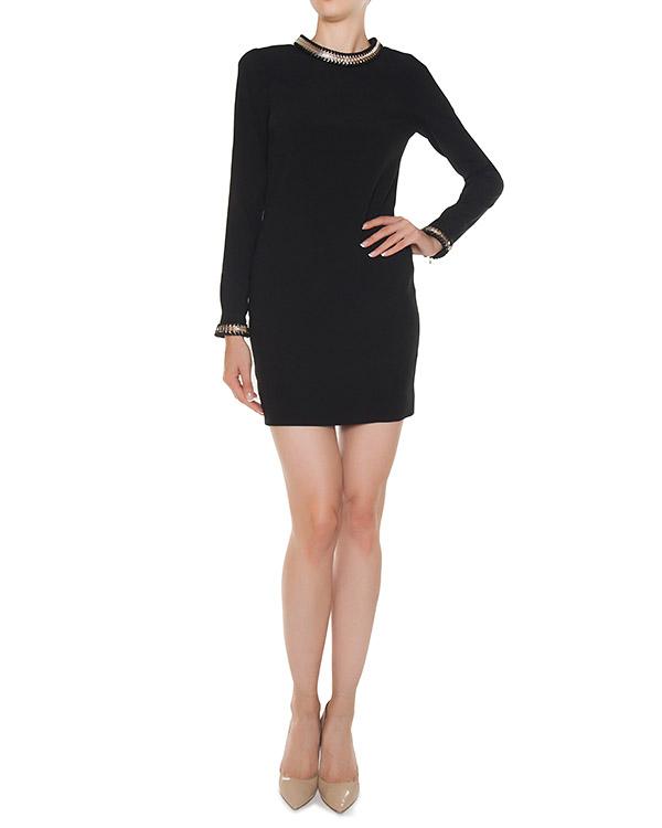 женская платье DSQUARED2, сезон: зима 2017/18. Купить за 82700 руб.   Фото $i