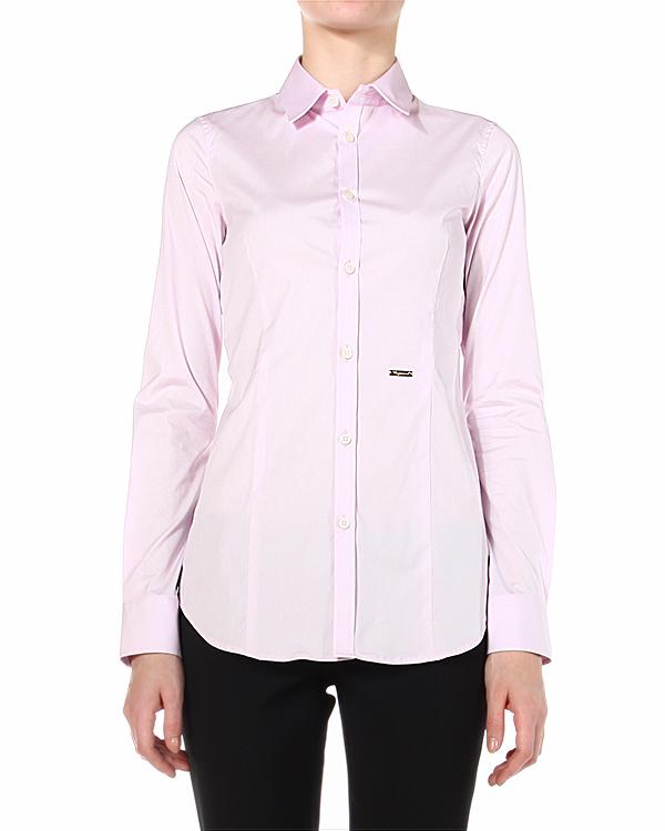 женская рубашка DSQUARED, сезон: зима 2014/15. Купить за 8100 руб. | Фото $i