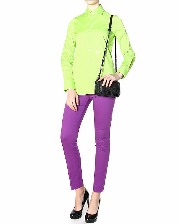 женская рубашка DSQUARED, сезон: лето 2015. Купить за 8300 руб. | Фото 3