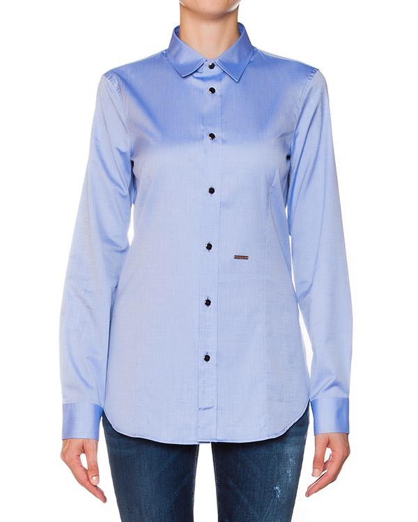 женская рубашка DSQUARED, сезон: зима 2015/16. Купить за 8700 руб. | Фото 1