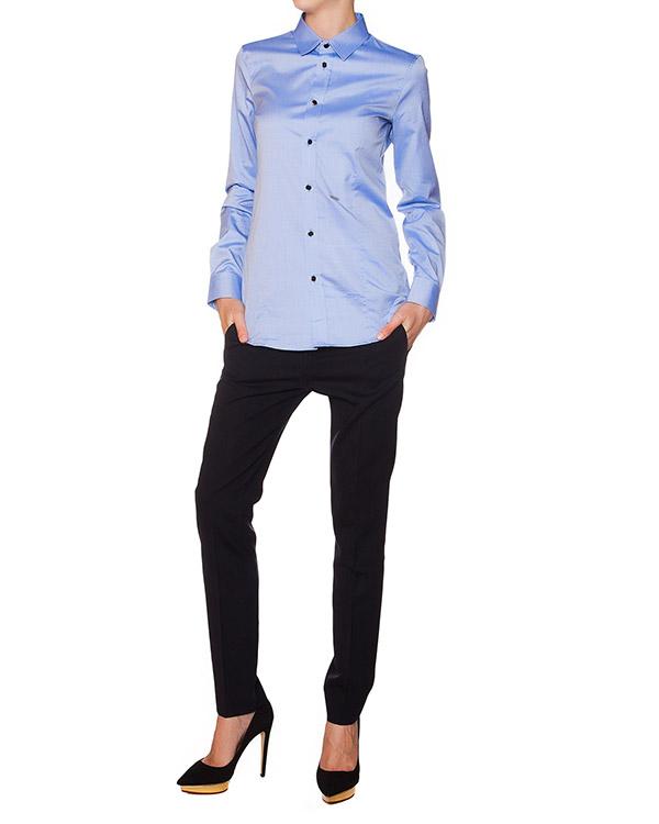женская рубашка DSQUARED, сезон: зима 2015/16. Купить за 8700 руб. | Фото 3