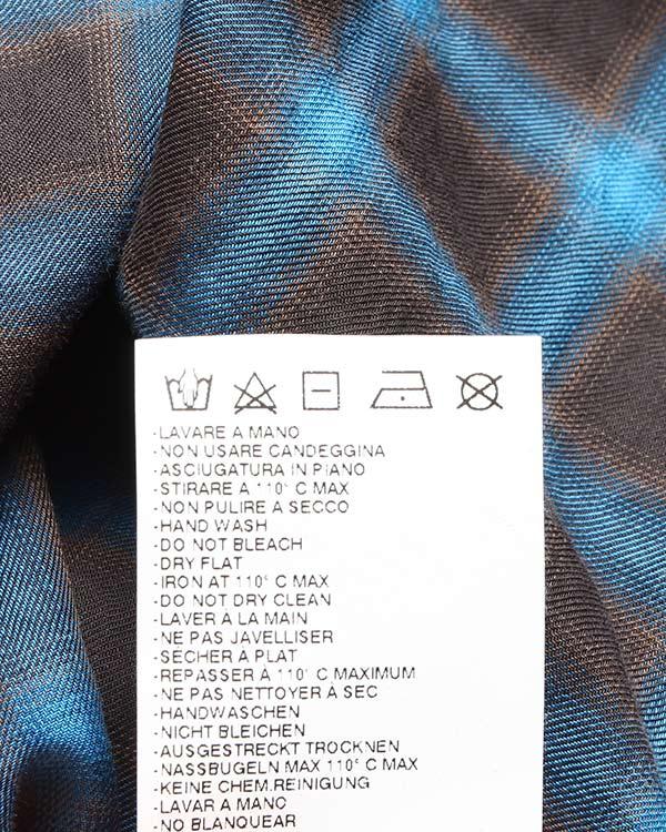 женская рубашка DSQUARED, сезон: зима 2015/16. Купить за 31700 руб. | Фото 5